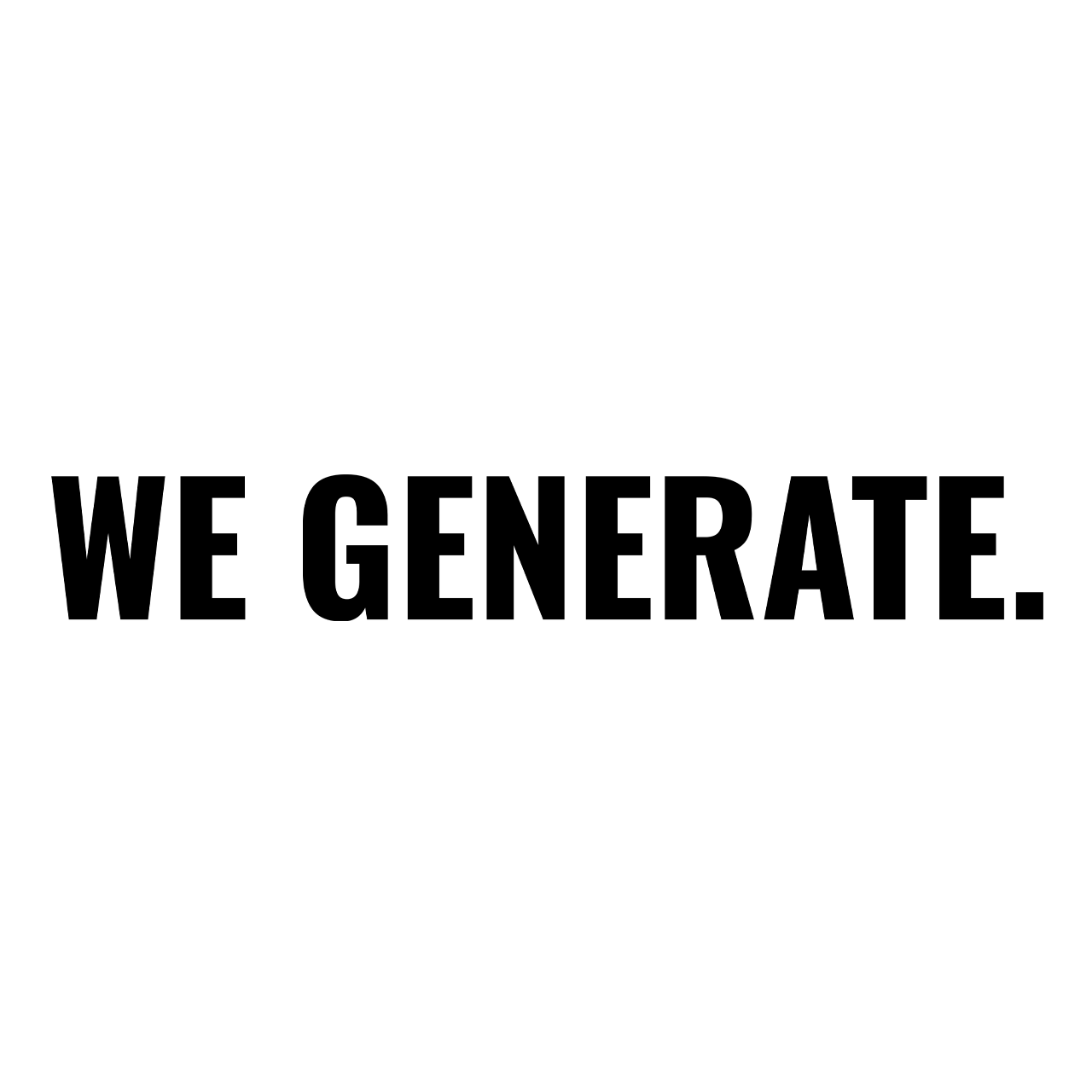 wegenerate